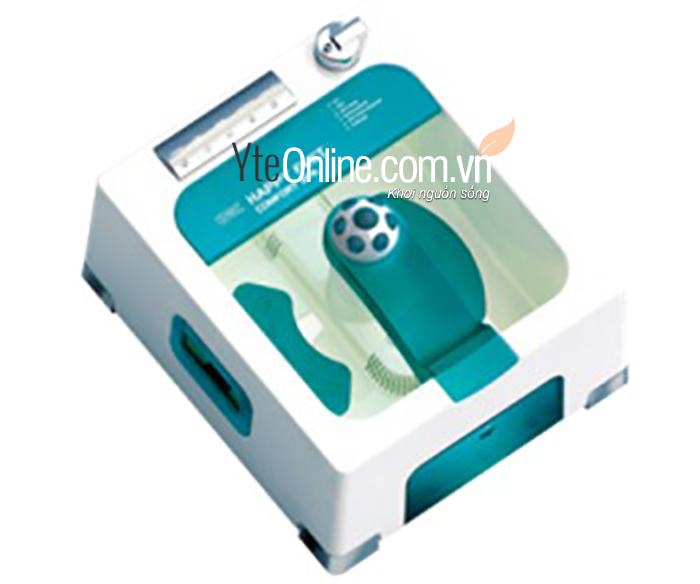 Bồn ngâm chân massage Happy Feet HP 40