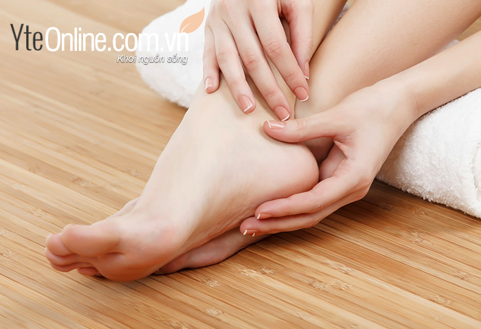 Sử dụng bồn ngâm chân hàng ngày để có đôi chân khỏe mạnh hơn