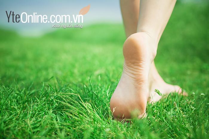 Bảo vệ sức khỏe cho đôi chân và sức khỏe của bạn