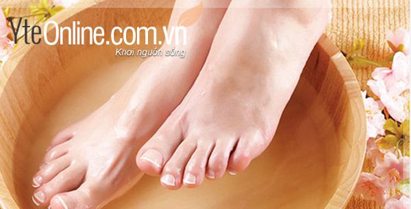 Các trường hợp không nên sử dụng bồn ngâm chân