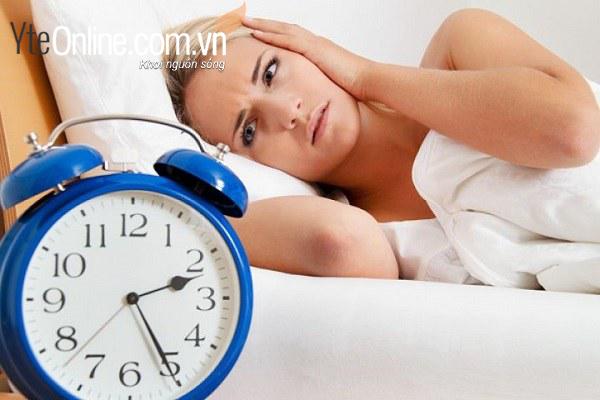 Trị rối loạn giấc ngủ với bồn ngâm chân