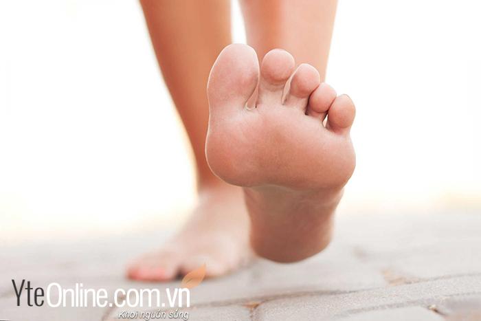 Bồn ngâm chân trị thối chân