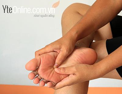 Bệnh tiểu đường không nên sử dụng bồn ngâm chân