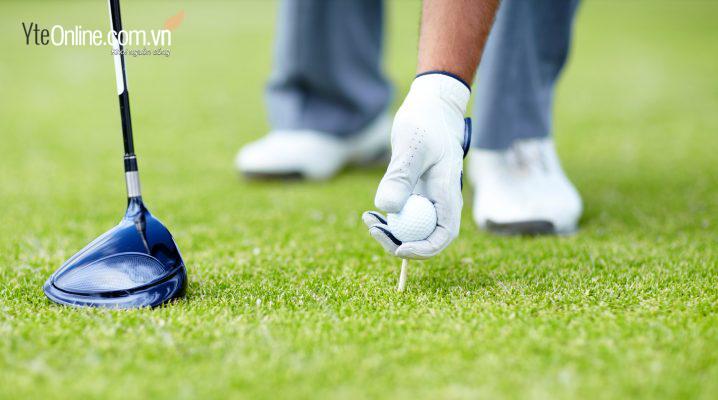 Chuyên viên chơi golt chia sẻ về cách giảm đau chân với bồn ngâm chân