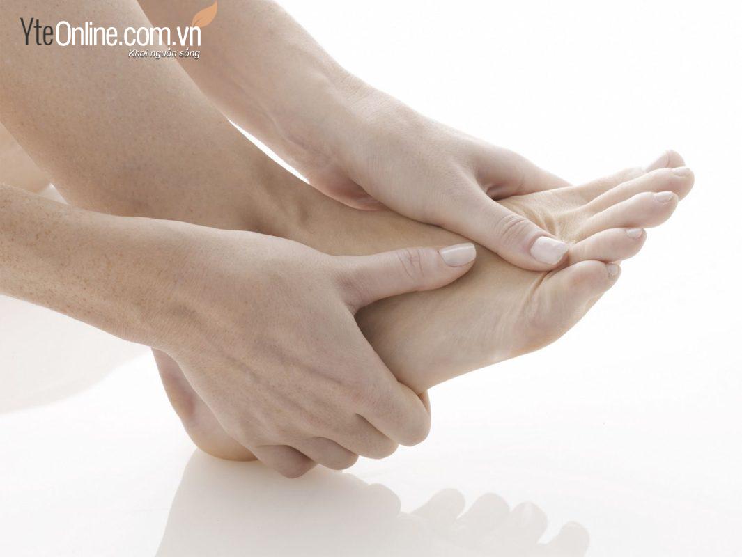 Cách giảm nguy cơ đau khớp chân